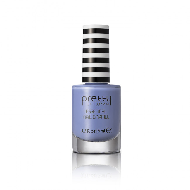 PRETTY ESSENTIAL NAIL ENAMEL лак для нігтів №020, Dreamy Blue