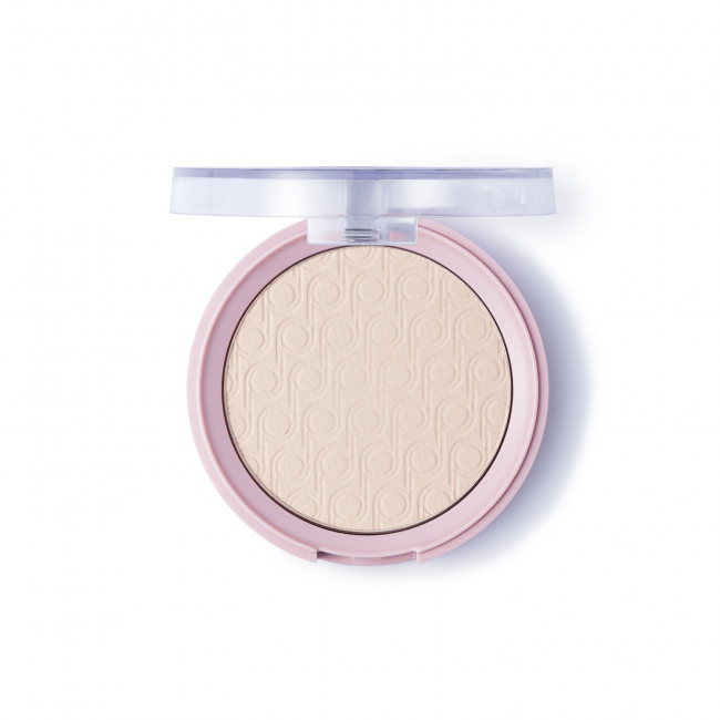 PRETTY PRESSED POWDER пудра компактная №003, Light Porcelain Pink