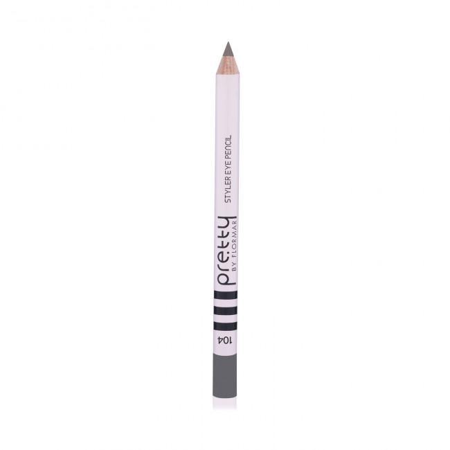 PRETTY EYE PENCIL карандаш для глаз №104, Pearly White
