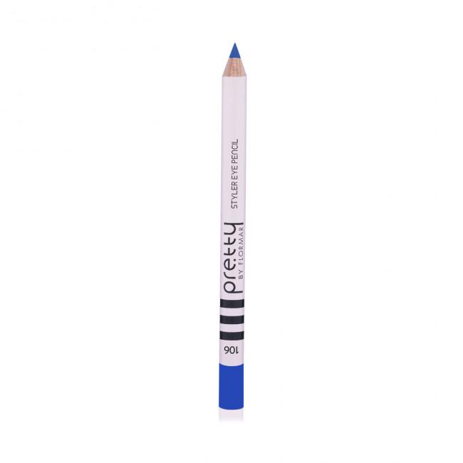 PRETTY EYE PENCIL олівець для очей №106, Duck Head
