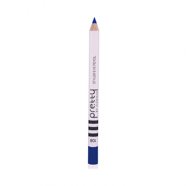 PRETTY EYE PENCIL олівець для очей №108, Sky Blue