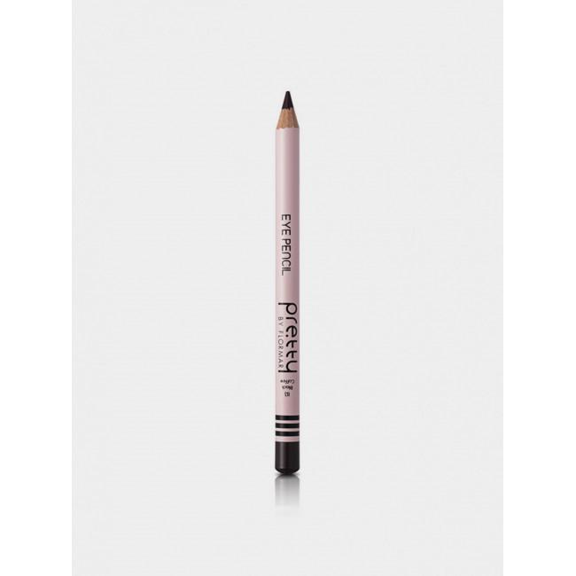 PRETTY EYE PENCIL олівець для очей №113, Black Coffee