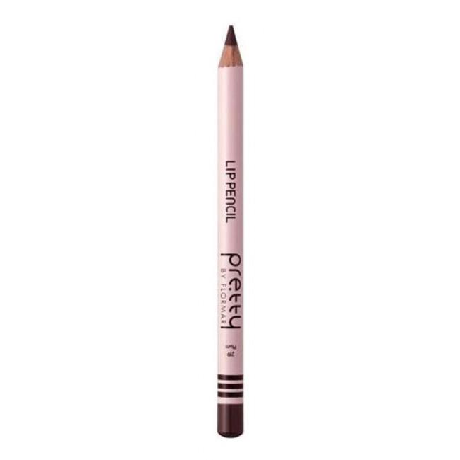 PRETTY LIP PENCIL олівець для губ №219, Plum