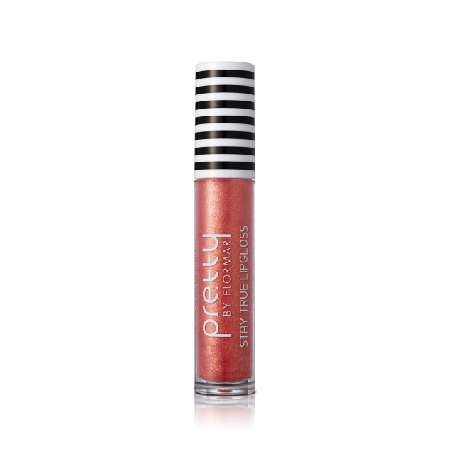 PRETTY STAY TRUE LIPGLOSS блиск для губ №021, Coral