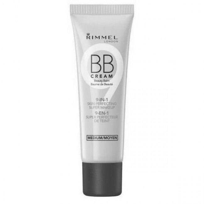 ВВ крем RIMMEL BB CREAM 9-IN-1 Натуральный
