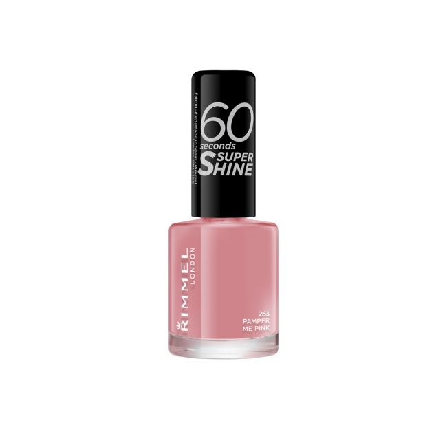 RIMMEL Лак для ногтей 60 SECONDS №263