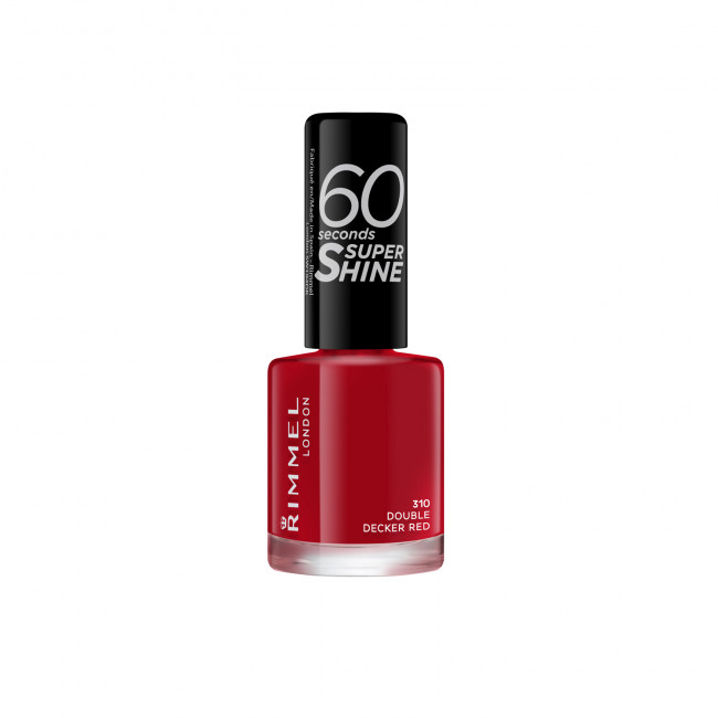 RIMMEL Лак для ногтей 60 SECONDS №310