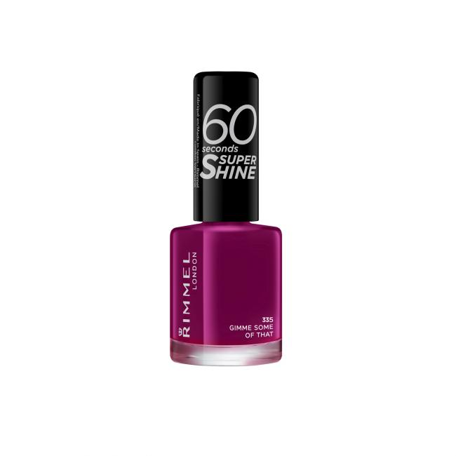 RIMMEL Лак для ногтей 60 SECONDS №335