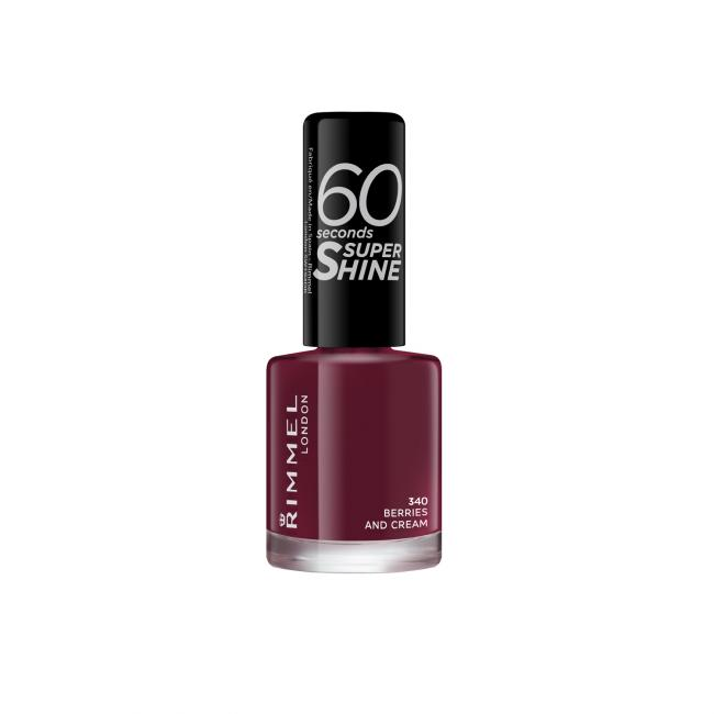 RIMMEL Лак для ногтей 60 SECONDS №340