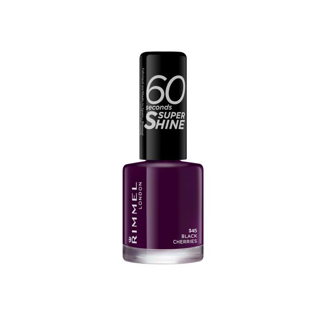 RIMMEL Лак для ногтей 60 SECONDS №345