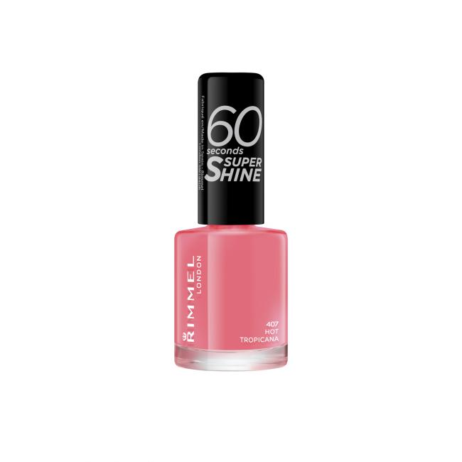 RIMMEL Лак для нігтів 60 SECONDS №407