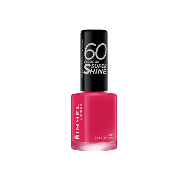 RIMMEL Лак для нігтів 60 SECONDS №430