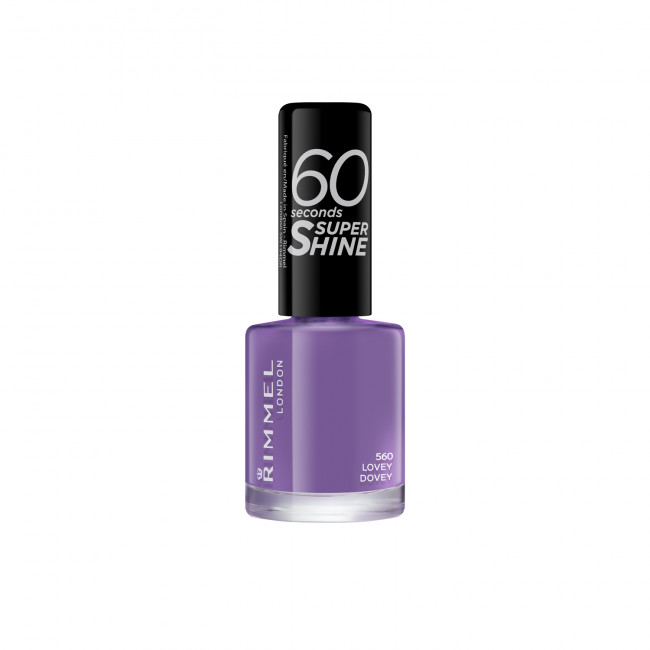 RIMMEL Лак для нігтів 60 SECONDS №560