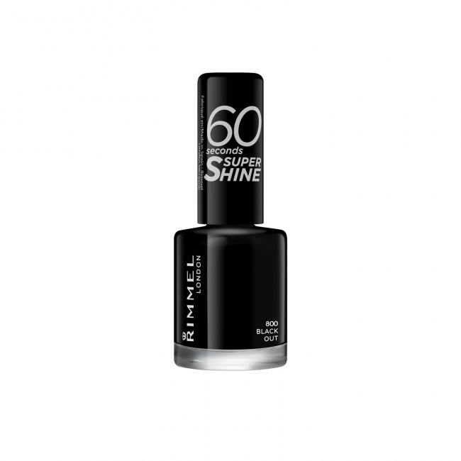 RIMMEL Лак для ногтей 60 SECONDS №800
