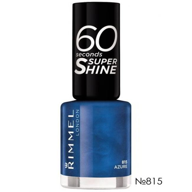 RIMMEL Лак для ногтей 60 SECONDS №815