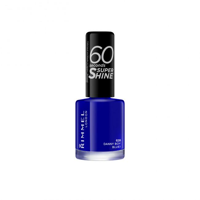 RIMMEL Лак для нігтів 60 SECONDS №828