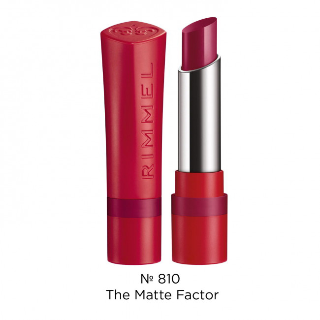 RIMMEL Помада THE ONLY 1 MATTE матова №810
