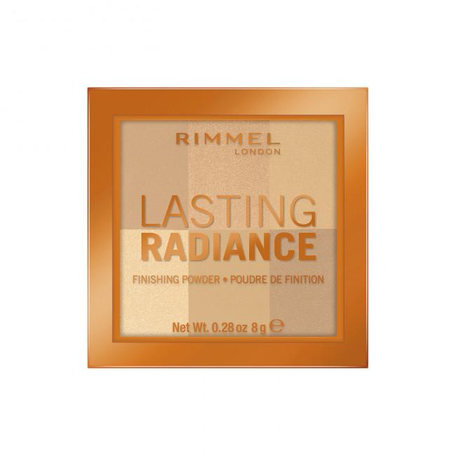 RIMMEL Пудра компактная LASTING RADIANCE №001