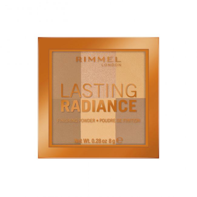 RIMMEL Пудра компактная LASTING RADIANCE №002