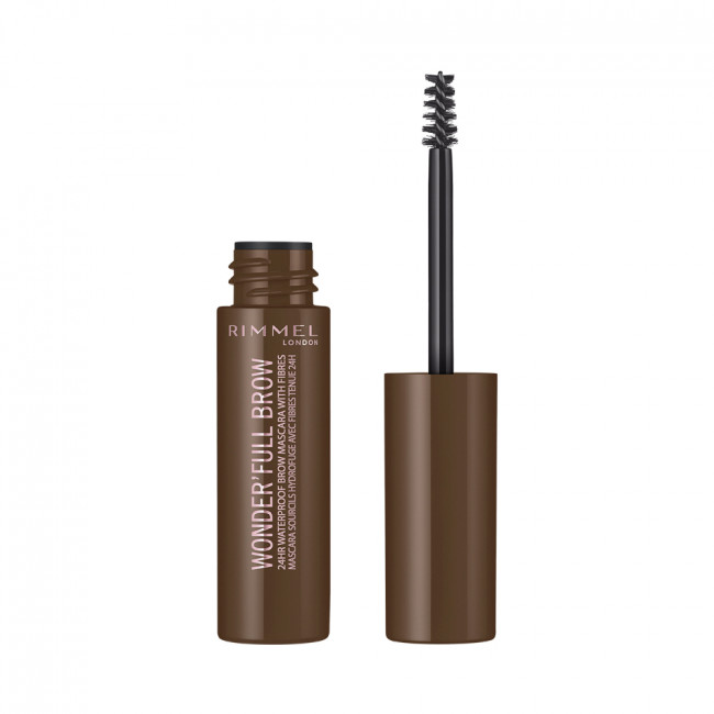 RIMMEL Туш для брів WONDER'FULL BROW №002 MEDIUM