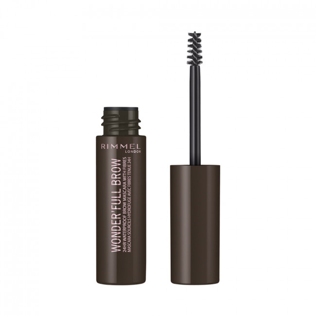 RIMMEL Туш для брів WONDER'FULL BROW №003 DARK