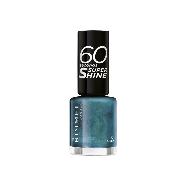 RIMMEL Лак для нігтів 60 SECONDS №721
