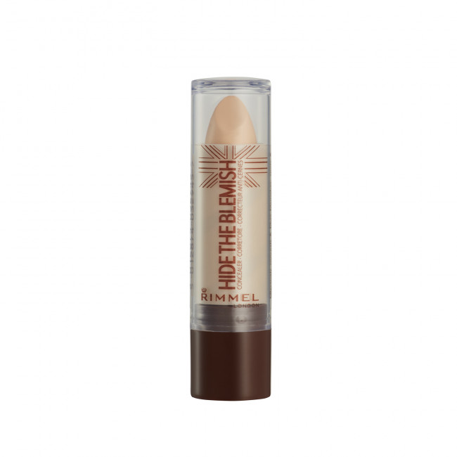 RIMMEL Коректор HIDE THE BLEMISH CONCEALER №001
