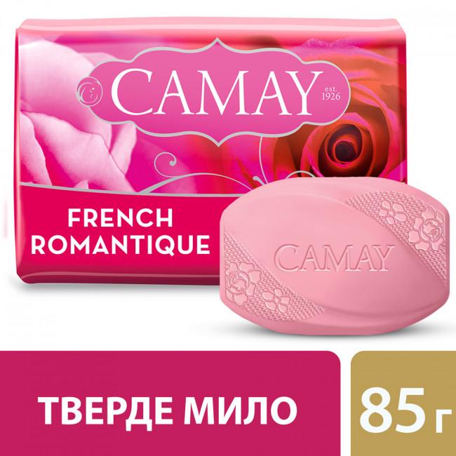 CAMAY Мило туалетне Романтик 85г