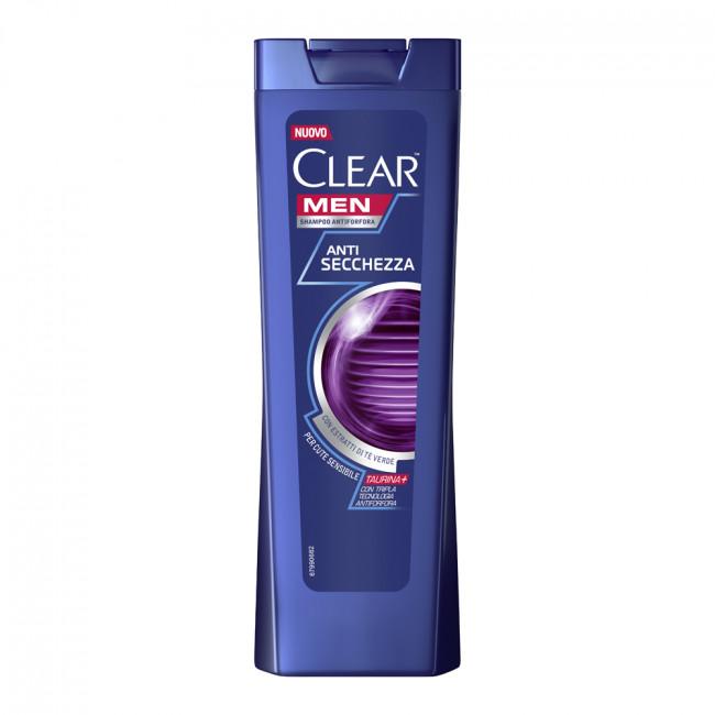 CLEAR Vita ABE Шампунь проти лупи Фітотехнологія для чоловіків, 225мл.