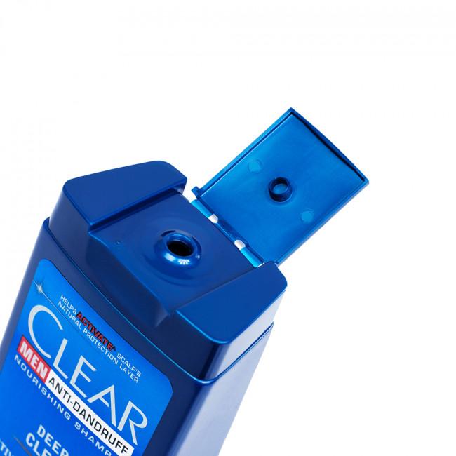 CLEAR Vita ABE Шампунь глибоке очищення для чоловіків 400мл