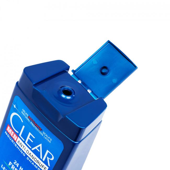 CLEAR Vita ABE Шампунь для чоловіків енергія свіжості 400мл