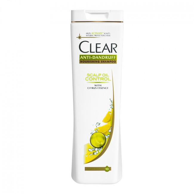CLEAR Vita ABE Шампунь для жінок баланс жирності шкіри голови 250мл