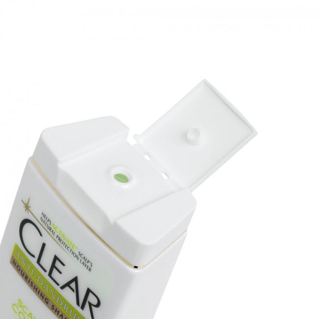 CLEAR Vita ABE Шампунь для женщин баланс жирности кожи головы 400мл