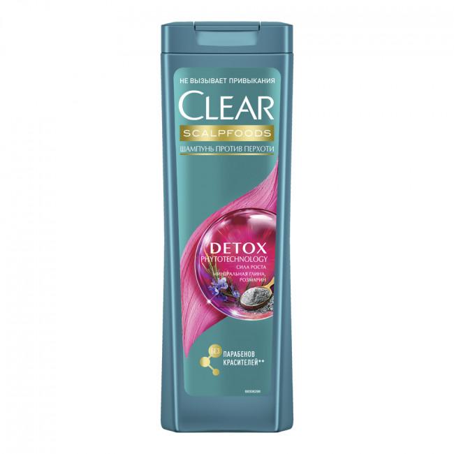 CLEAR Vita ABE Шампунь против перхоти Фитотехнология для женщин, 200мл.
