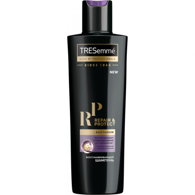 TRESEMME Шампунь восстанавливающий Rep and Prot 230 мл