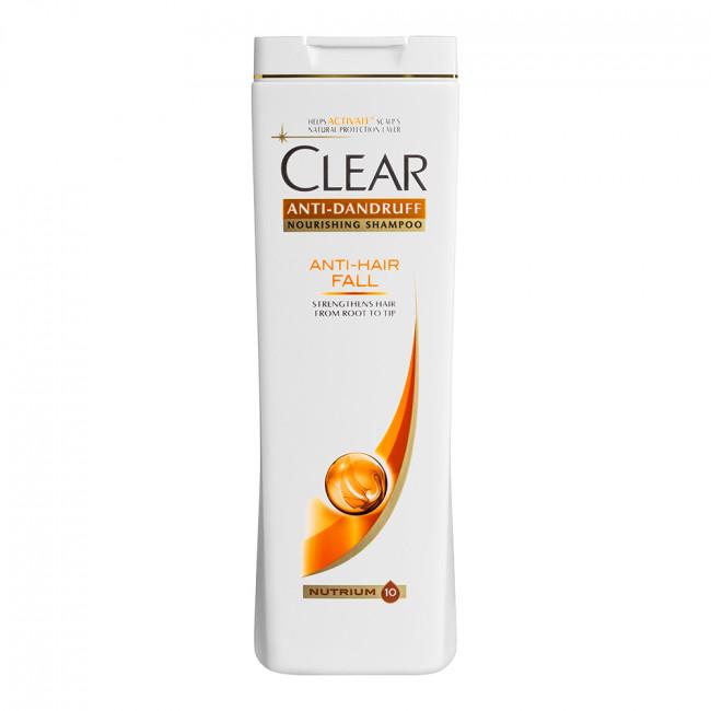 CLEAR Vita ABE Шампунь проти лупи для жінок захист від випадіння волосся 400мл