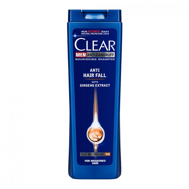 CLEAR Vita ABE Шампунь проти лупи для чоловіків проти випадіння волосся 400мл