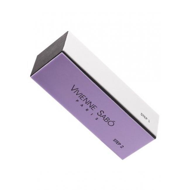 VIVIENNE SABO Пилочка для полировки ногтей 4-х сторонняя