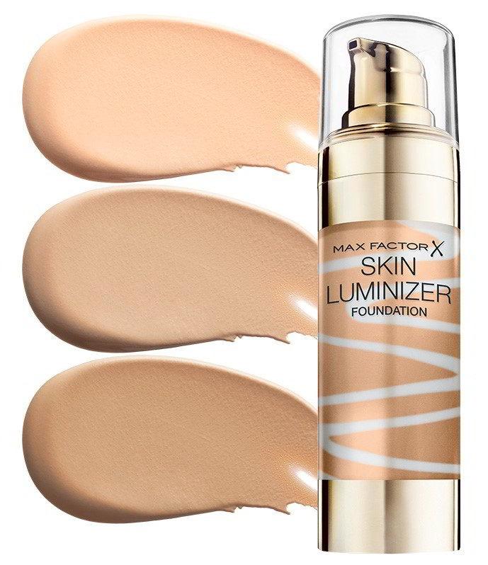 Тональная основа Max Factor Skin luminizer